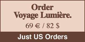 Order Voyage Lumière